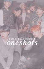 BTS x Male!Reader Oneshots  by sinnertwink