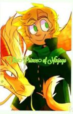 The Prince of Ninjago by Star_OfTheShow