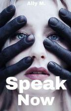 Speak Now by AllyM1989