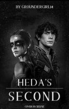 Heda's Second// Bellamy Blake by GrounderGirl14