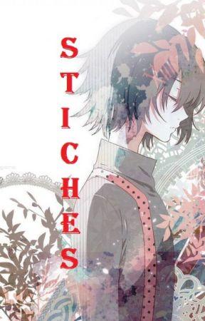 Stitches(Kidou Yuuto) by FanficMaddness