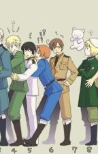 Hetalia X Reader One-Shots by HetalianWriter2