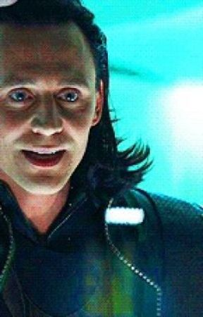 I Know that you felt that Spark also (Loki x reader love