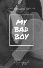 My Bad Boy (Bad Boy Series #2) by Write_4ever_
