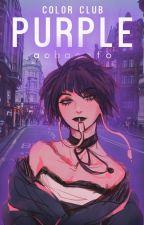 Color Club: Purple; Boku no Hero Academia by aobacato
