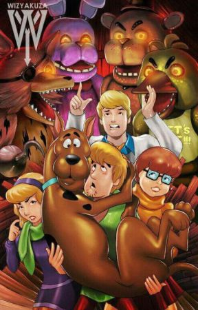 Five Nights At Scooby's by lamargardiner