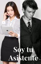 Soy tu asistente (Thomas Sangster y tu) Hot by KimSangster29