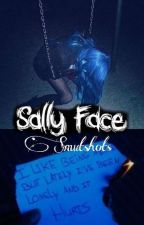 ❥𝓢𝓪𝓵𝓵𝔂𝓕𝓪𝓬𝓮 𝓢𝓶𝓾𝓽𝓼❥ Sally Face by TiffySoda
