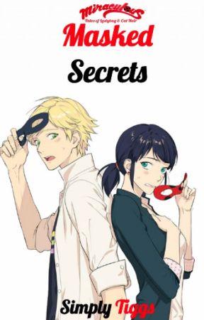 Masked Secrets | Miraculous Ladybug by sapphire10fun