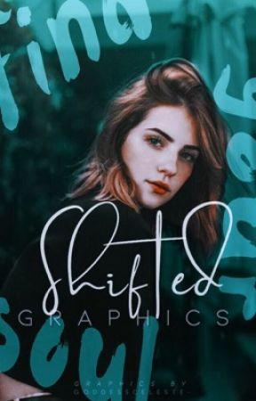 SHIFTED GRAPHICS | graphics shop & portfolio  by redvelvel-