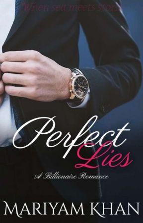 Perfect Lies -A Billionaire Romance (Rewriting) by make_a_wish071