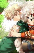 The Dragon Kings Omega (Bakudeku Omegaverse) by Poppyseed259