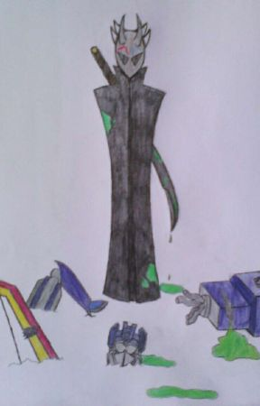 The Butcher Of The Wicked (A Transformers Fanfic) - Chapter
