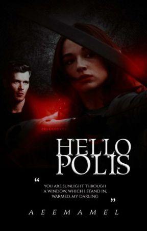 ➵ Hello Polis! by aeemamel