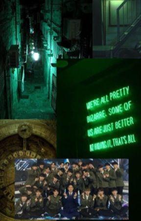 YG Treasure Box Imagines by hAaAjEoNgWoOo