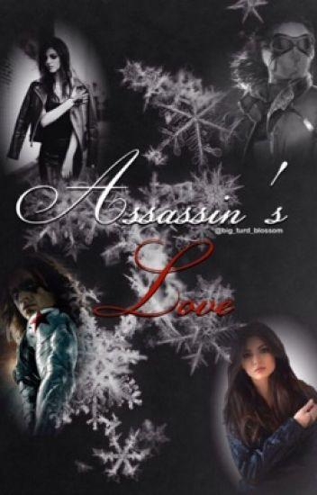Assassin's Love (Bucky Barnes/Winter Soldier Fan Fiction)