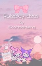 Roleplay and story AUs/ideas by WoofDaDrawinq