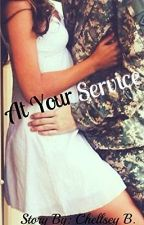 At Your Service ✓ by LiveLifeInTheRain