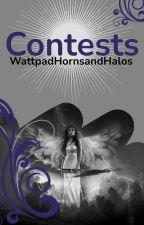 Horns & Halos Contests by WattpadHornsandHalos