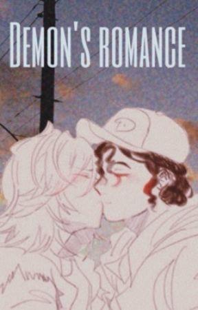 Demon's Romance (Violentine!demonAU) by MangoJangoJuice