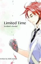 Limited Time (Scotland x Reader) by starcastic-saturn