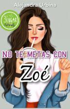 No Te Metas Con Zoé #DisneylandAwards2019 #RedAwards2019 by nayrobiale