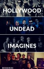 Hollywood Undead Imagines by mediagirl94