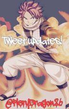 Natsu's Tweets! by FieryDragon26