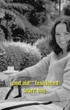 good old-fashioned lover boy ♕ rami malek by jynstardust