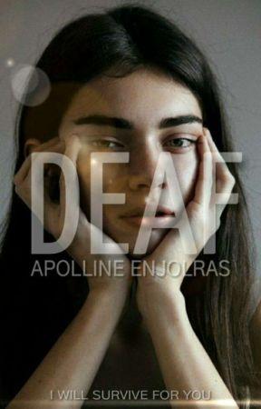 Deaf    Max Vandenburg by ApollineEnjolras
