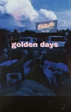 golden days ✰ 80s/90s gif imagines by radicalmaddical