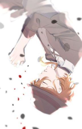 {Bsd soukoku} My precious dream by NatsumeMiharu