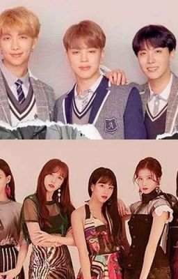 Đọc truyện BangTwice : Khi Idol Yêu Nhau