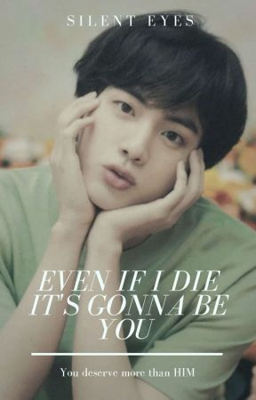 Even if I Die, It's Gonna Be You: Taejin by Kim_Seokjinne