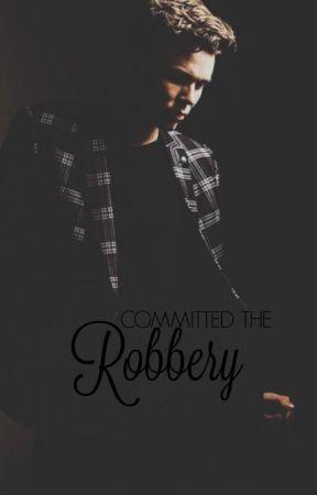 Committed The Robbery // Ashton Irwin by Bananashemmo