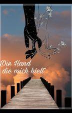 Die Hand die mich hielt by annamueller15