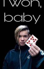 I won, baby // Marcus Gunnarsen  by marcusismydaddy