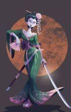 Samurai Jade by InikaBoy
