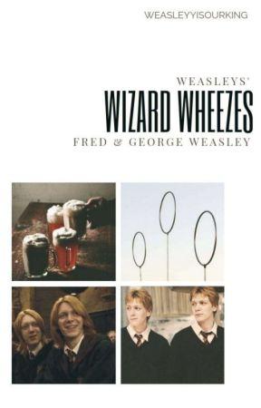 Weasleys' Wizard Wheezes » Joke Products by -weasleyyyisourking