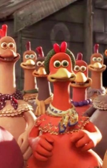 Chicken Run- Ask the chickens