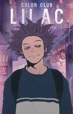 Color Club: Lilac; Boku no Hero Academia by Smokun