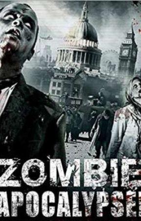 Zombie Apocalypse  by Danielflawless