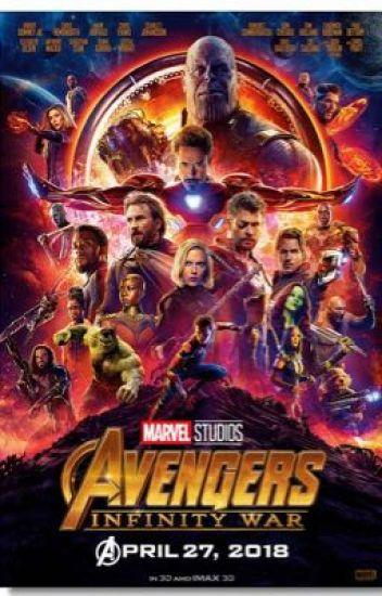 Watching the films (An Avengers fanfiction