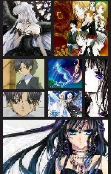 Dark Angel    ( Alice  Academy.  / Gakuen Alice )