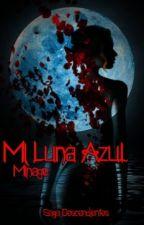 Mi Luna Azul [[Saga Descendientes]] by miinaagee