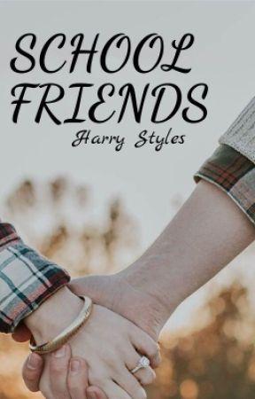 school friends / harry styles by salvatorewiki
