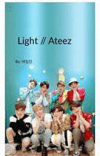 Light // Ateez  by Officiallstoriess