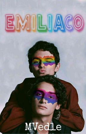 EMILIACO 🏳️🌈. #Wattys2019 by MVedle