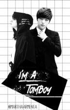 I'm a Tomboy by MarthaArmenta