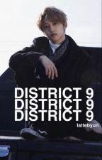 District 9 by softforstraykidz